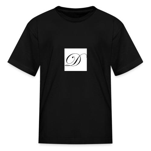 my signature - Kids' T-Shirt