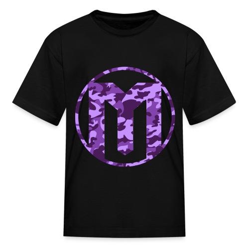 Camo MeloMash Logo Tee - Kids' T-Shirt