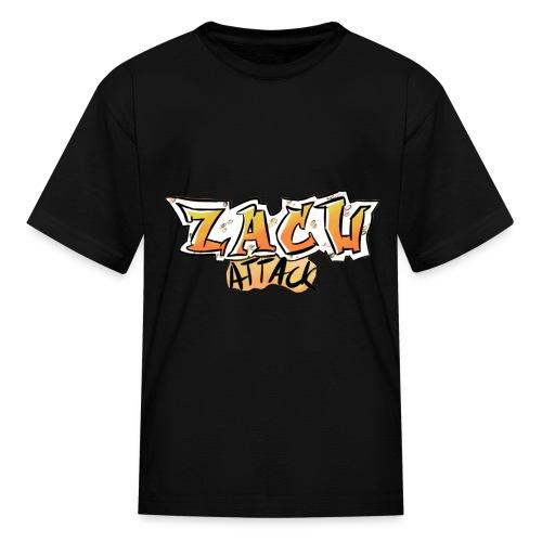 ZachAttack Classic (T-Shirt) - Kids' T-Shirt