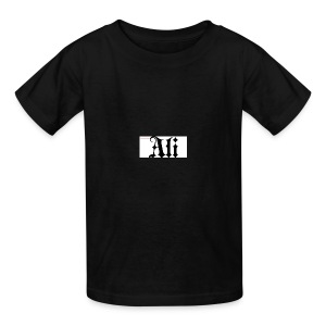 ali name design6 - Kids' T-Shirt