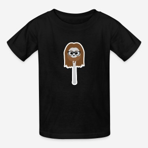 lepel mascotte - Kids' T-Shirt