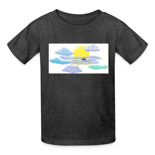 Sea of Clouds - Kids' T-Shirt