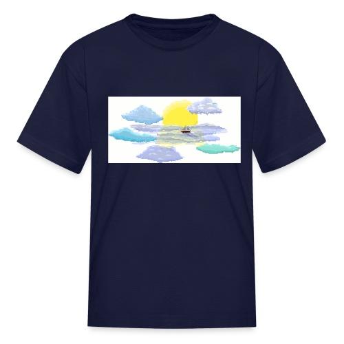 Sea of Clouds - Kids' T-Shirt