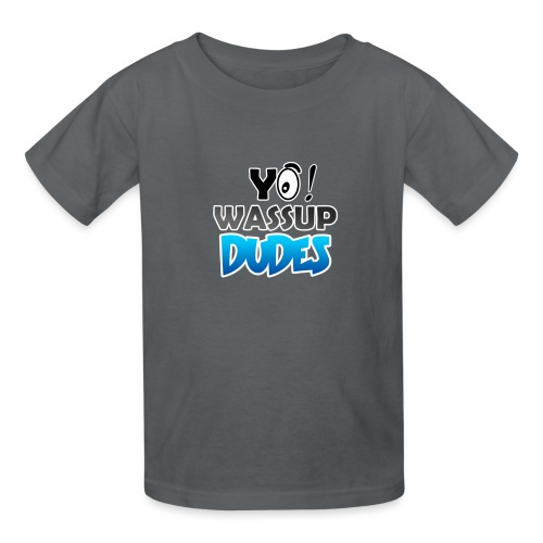 Official CaseyDude Merch! - Kids' T-Shirt