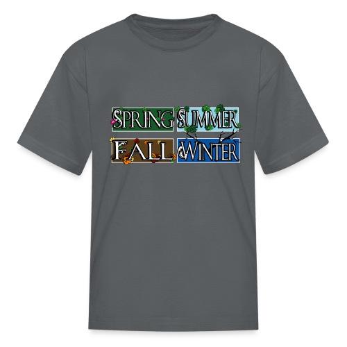 PD 4Seasons 4SeasonsGIF - Kids' T-Shirt