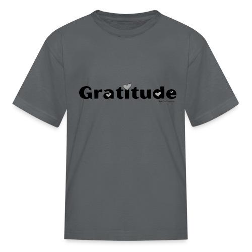 Gratitude - Kids' T-Shirt