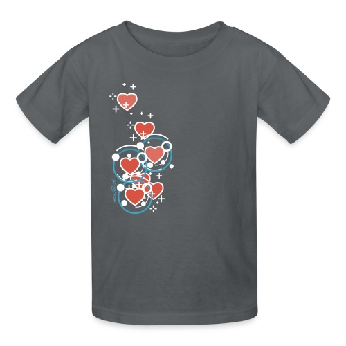 SuperHearts - Kids' T-Shirt