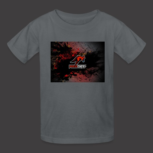 RedOpz Splatter - Kids' T-Shirt