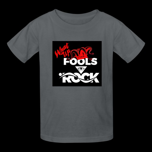 Fool design - Kids' T-Shirt