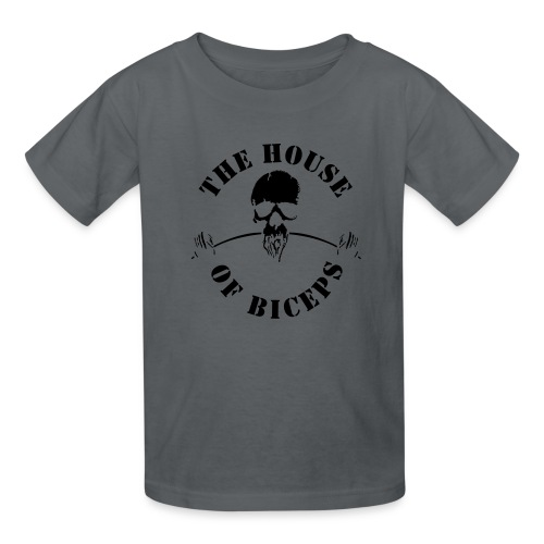SMALL_HOB_LOGO - Kids' T-Shirt