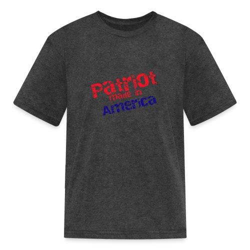 Patriot mug - Kids' T-Shirt