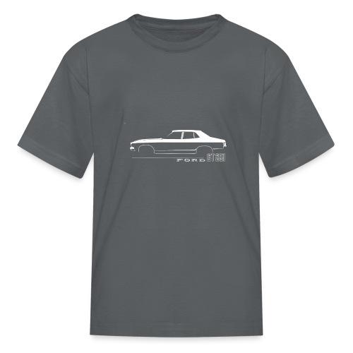 XB 351 EMBLEM - Kids' T-Shirt