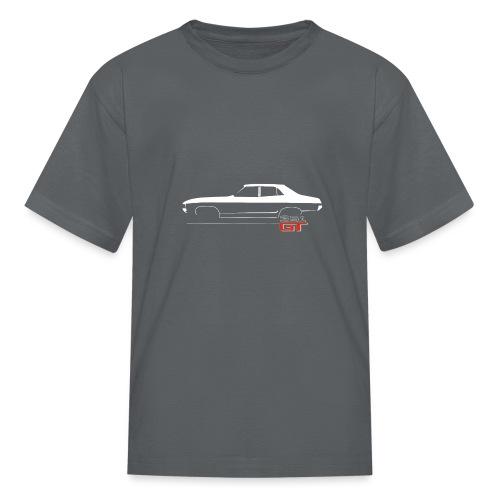 XA EMBLEM - Kids' T-Shirt