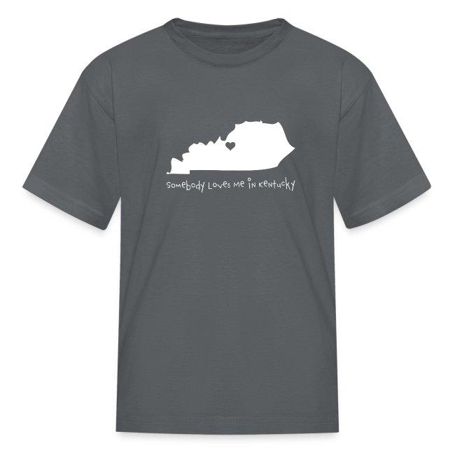 Somebody Loves Me in Kentucky White