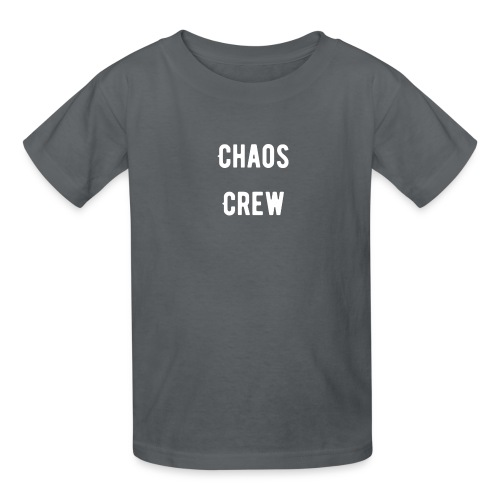 Chaos Crew White - Kids' T-Shirt