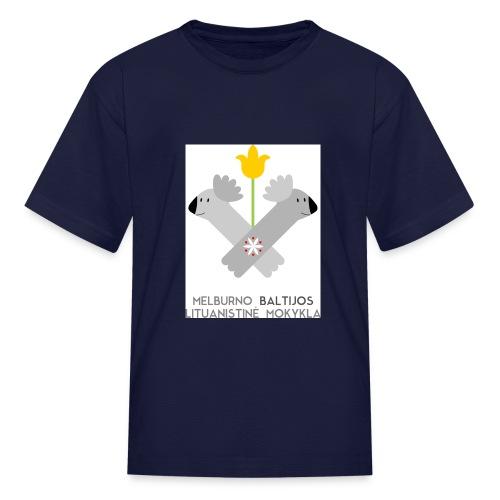 logo for tshirts 3copy - Kids' T-Shirt