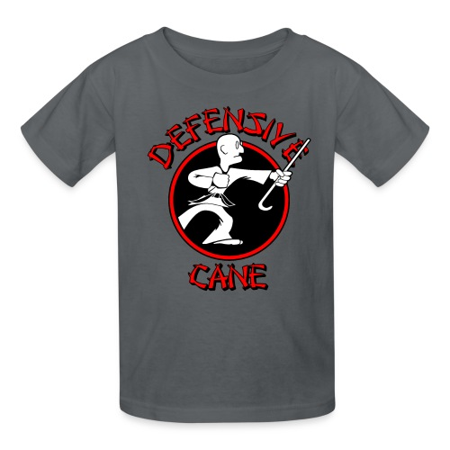 Defensive Cane - Kids' T-Shirt