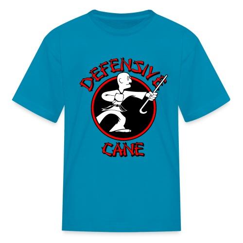 Defensive Cane - Kids' T-Shirt
