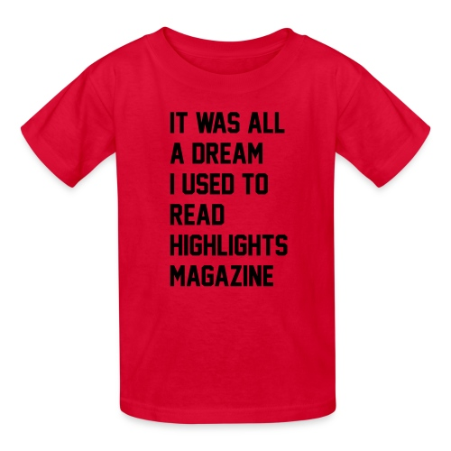 JUICY 1 - Kids' T-Shirt