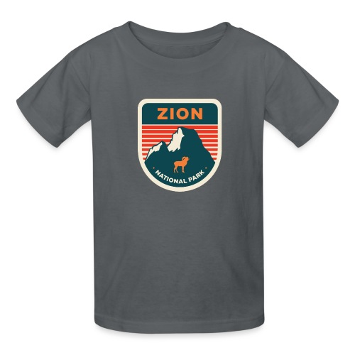 Zion National Park - Kids' T-Shirt