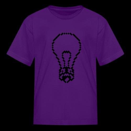lightbulb - Kids' T-Shirt