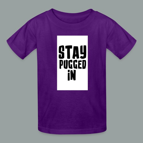 Stay Pugged In Clothing - Kids' T-Shirt
