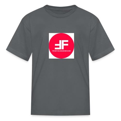This is the underGround - Kids' T-Shirt