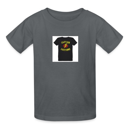 Captain awesome - Kids' T-Shirt