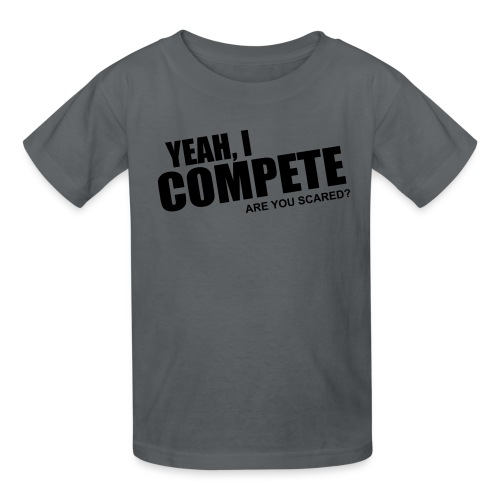 compete - Kids' T-Shirt