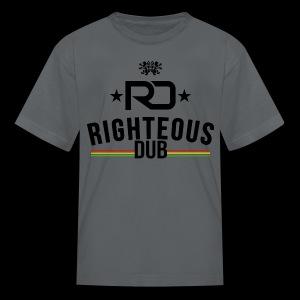 Righteous Dub Logo - Kids' T-Shirt