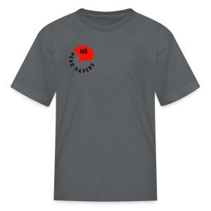 HEADSAVERS LOGO - Kids' T-Shirt
