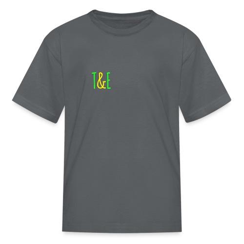 Official Youth T-shirt T&E - Kids' T-Shirt