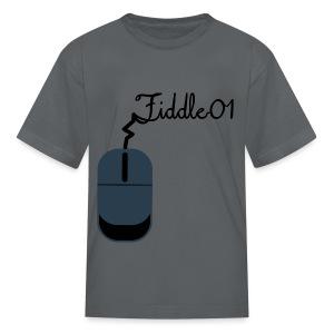 Fiddle01 Mouse Design - Kids' T-Shirt