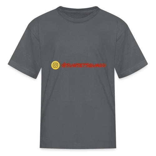 SunsetSquadd Handle - Kids' T-Shirt