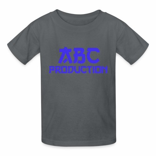 abc production - Kids' T-Shirt