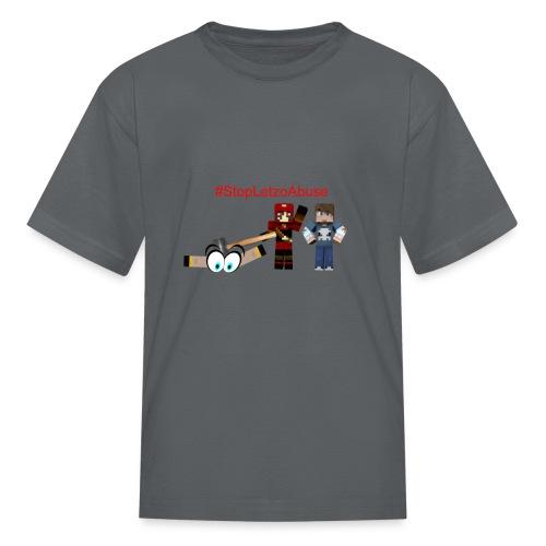 StopLetzoAbuse - Kids' T-Shirt