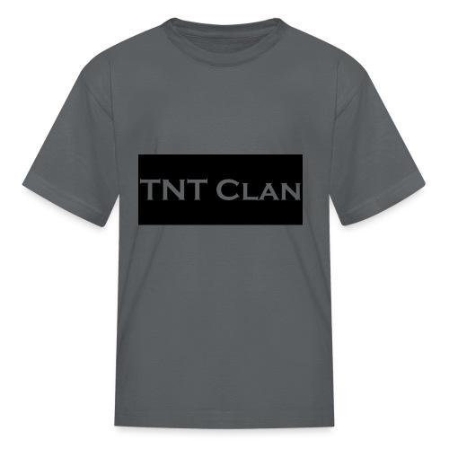TNT Clan Merchandise - Kids' T-Shirt