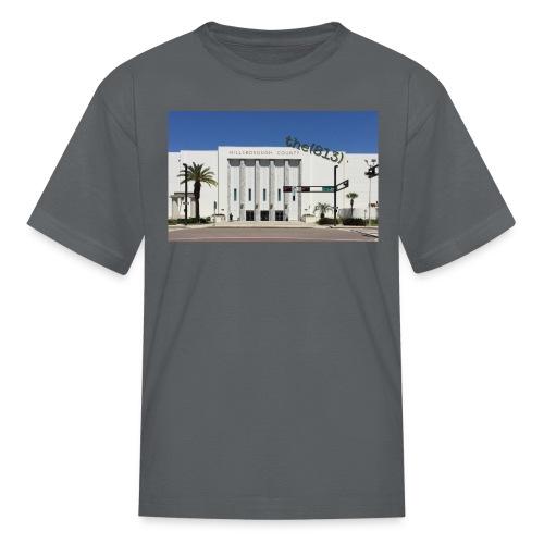 Hillsborough County - Kids' T-Shirt