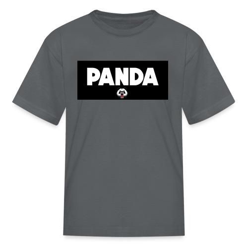 PandaSavageLogo - Kids' T-Shirt