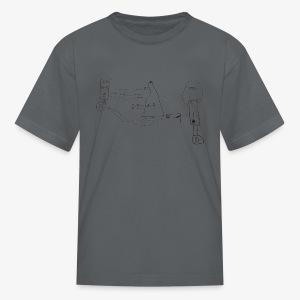 BattleBots - Kids' T-Shirt