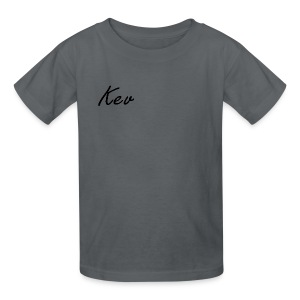 Kgtalic kev logo - Kids' T-Shirt