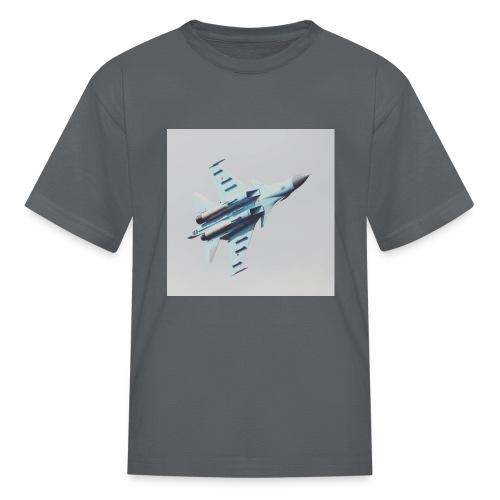 Bomber Flyer - Kids' T-Shirt