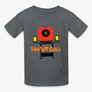 Rhythm Grill - Kids' T-Shirt