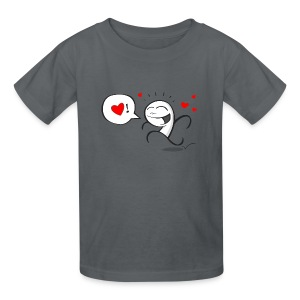 Wherever you go, go with all your heart - Kids' T-Shirt