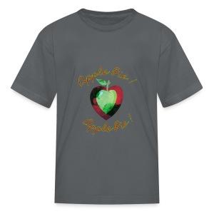 Apple Pie! I Heart Apple Pie! - Kids' T-Shirt