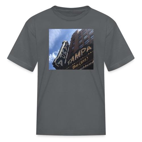 Tampa Theatrics - Kids' T-Shirt