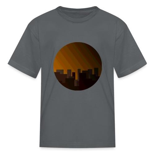 Skyline - Kids' T-Shirt