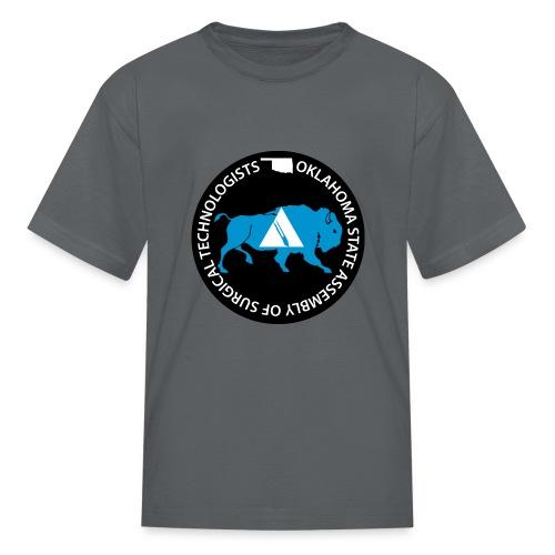 OKSAlogoblack - Kids' T-Shirt