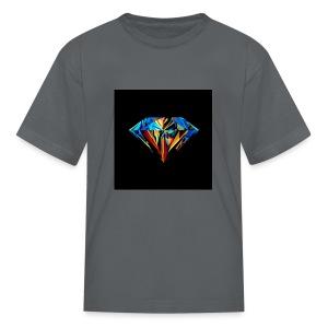 Dimond hoodie - Kids' T-Shirt