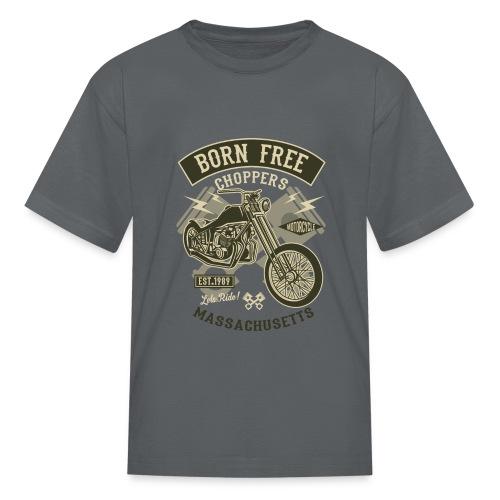 Born Free Choppers - Kids' T-Shirt